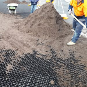 Paving & Grass Protection solutions